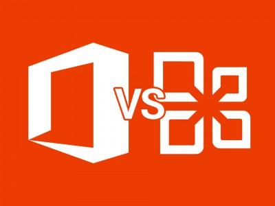 Logos de Microsoft Office 2013 et de Microsoft Office 365